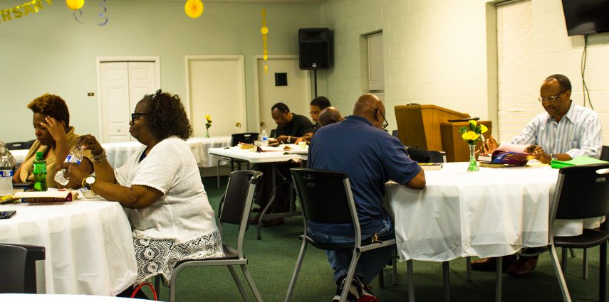"Chat and Chew on ""The Purpose Driven Church"""